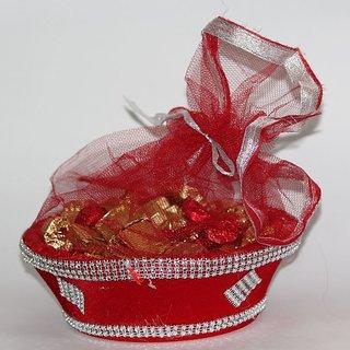 Chocolate basket - handmade chocolate 1 kg