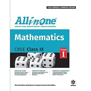 All in One Mathematics CBSE Class 9th Term-I