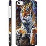 Enthopia Iphone 5C Case - ED 5136 - BENGAL TIGER
