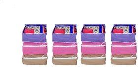 Fashion Bizz Regular Multi Saree Cover 12 IN 1 COMBO