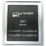BATTERY FOR MICROMAX A21 ANDROID PHONE LIMITED STOCK LOWEST PRICE