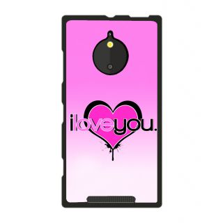 Instyler Digital Printed Back Cover For Nokia Lumia 830 NKLM830TMC-10077