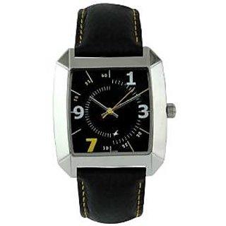 Fastrack Quartz Black Dial Mens Watch-9336SL03