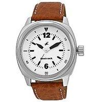Fastrack Quartz Multi Round Unisex Watch 3076SL03