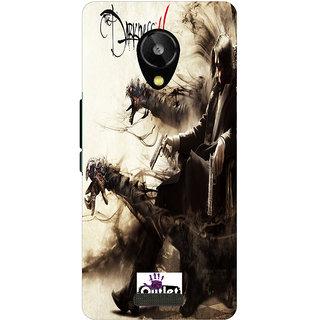 size 40 48b10 527bd HI5OUTLET Premium Quality Printed Back Case Cover For Swipe Elite Plus  Design Alpha 15