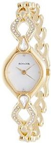Sonata Sona Sitara Analog White Dial Women's Watch - NF8063YM03