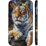 Enthopia Samsung Note 2 Case - ED 5136 - BENGAL TIGER