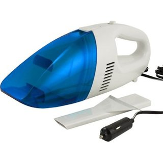 New High Powered Portable Car Vacuum Cleaner 12V DC - CRVCCM2