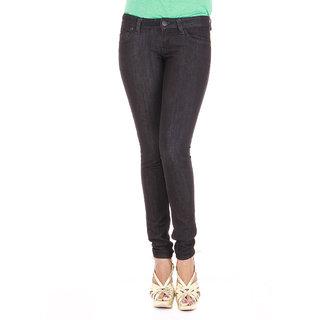 Lee Black Maxi Low Slim Super Skinny Jeans LEJN3309