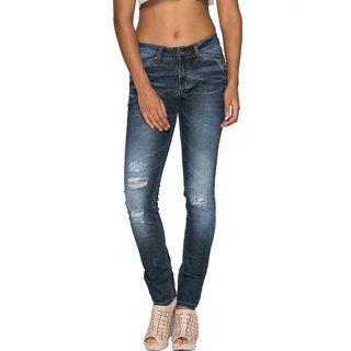 Tarama Blue Color Jeans For Women