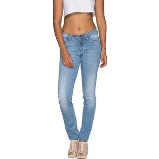 Tarama Light Blue Color Jeans For Women