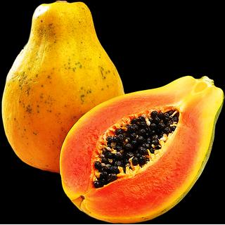 Seeds-Papaya Fruit X 2 Pack