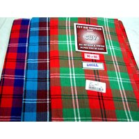 SOUTH INDIAN PURE COTTON BATH TOWELS--a Set Of Three Towels--size30 X 60 Inches - 3005952