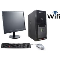 Desktop Pc Core I3 With 320 Gb Hard Drive And 2 Gb Ram 3Yr Warrantywithout Dvd Writer