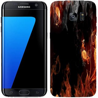 Designer Back Cover Case For Samsung Galaxy S7 Edge