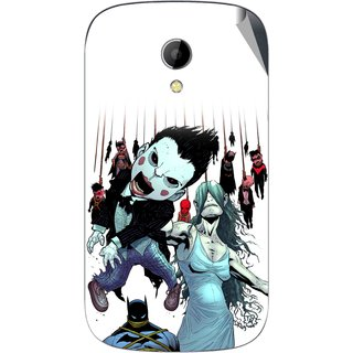 Snooky Digital Print Mobile Skin Sticker For Intex Aqua T2