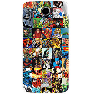 Snooky Digital Print Mobile Skin Sticker For XOLO Q1000