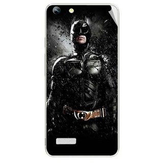Snooky Digital Print Mobile Skin Sticker For Micromax Canvas Hue AQ5000