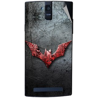 Snooky Digital Print Mobile Skin Sticker For XOLO Q2000