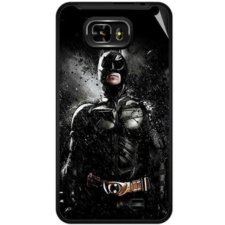 Snooky Digital Print Mobile Skin Sticker For Micromax A90