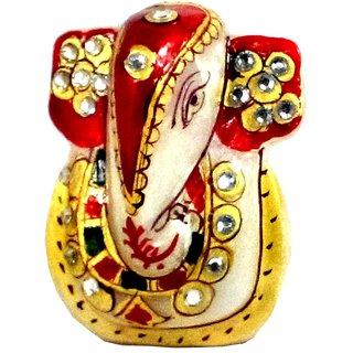 Chitrahandicraft marble ganesh