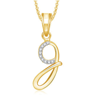 Buy meenaz gold plated g letter pendant locket alphabet heart with meenaz gold plated g letter pendant locket alphabet heart with chain for men and women ps446 aloadofball Image collections