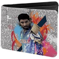 Shopmantra Yuvraj Singh Century Mens Wallet