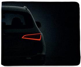 ShopMantra Black Canvas Stylish Black Car Back Wallet