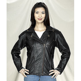 b5b39d27a3fed 100% Genuine Leather Ladies Jackets new Leather Jacket