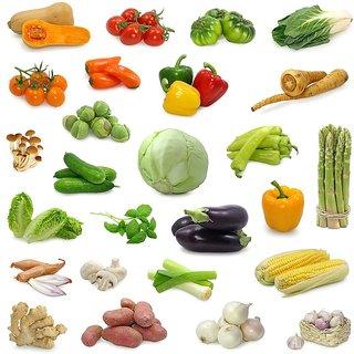 Seeds-Bulk Pusa Vegetable Kit X 25 Packs