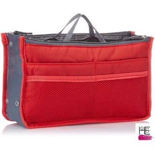 Urban Living Multipurpose Multipocket Handbag Organizer For Easy Bag Switching