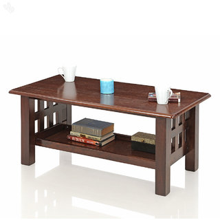 RevoFurnish Wooden Coffee Table