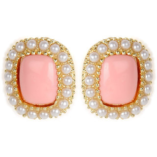 Shining Diva Non Plated Multi Studs For Women-CFJ2475er