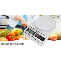 Electronic Kitchen Scale Digital LCD Screen 7 kg Weighing Scale Kitchen Multi-Purpose Weighing Scale