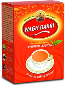 Wagh Bakri Leaf 500 g Carton Pack
