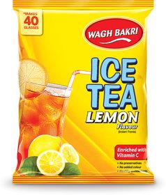 Wagh Bakri Lemon Ice Tea  500 g Poly Pack