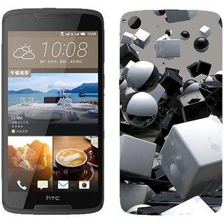Designer Back Cover Case For HTC Desire 828