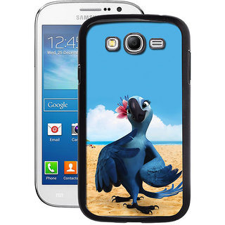 Instyler Digital Printed Back Cover For Samsung Galaxy Grand2