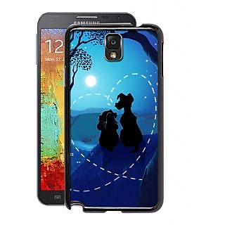 Instyler Digital Printed Back Cover For Samsung Galaxy Note3