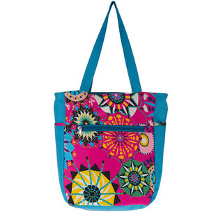 Waanii Womens Tote Bag (Multicolor) - WNI615
