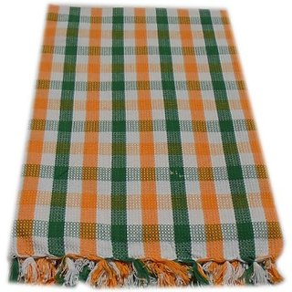 Tidy Cotton Bath Towel (Bath Towel, Multicolour)