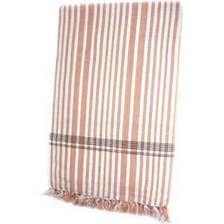 Tidy Cotton Bath Towel (Bath Towel 1 Piece, Light Brown)