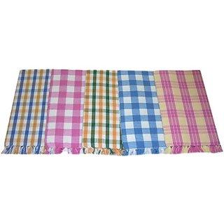 Tidy Cotton Bath Towel Set (Bath Towel, Multi Colour)