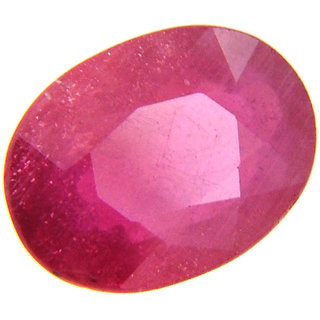 Awesome 4.25 ratti Natural certified New Burma Ruby