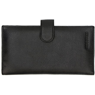 Unisex Leather Passport Holder NHBNHB1100405