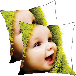 Sleep NatureS Baby Printed Cushion Covers Pack Of 2