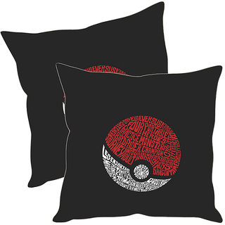 Sleep NatureS Cartoon Printed Cushion Covers Pack Of 2