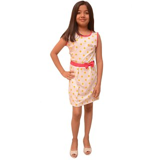 titrit cotton frock for girls -AAR0116166
