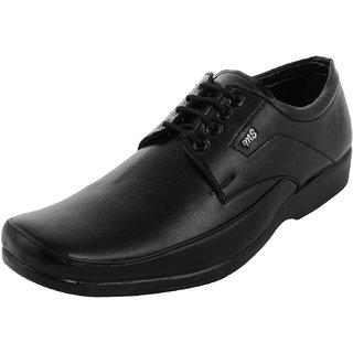 Austrich Black Men Formal Trendy Shoes