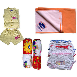 baby cotton dress booster pillow meduim drymate sheet panty